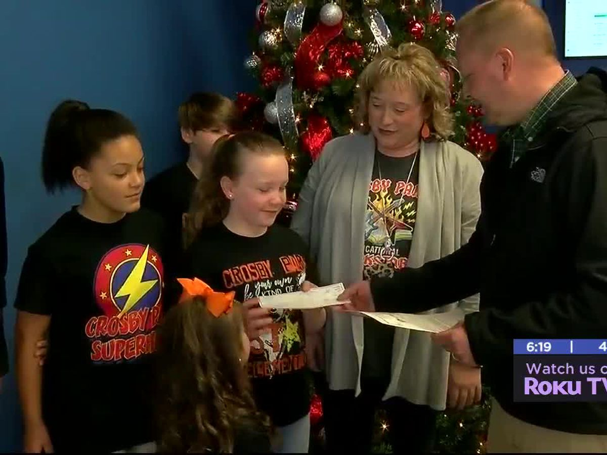 Lawton elementary schools presented with award for Spirit of Survival
