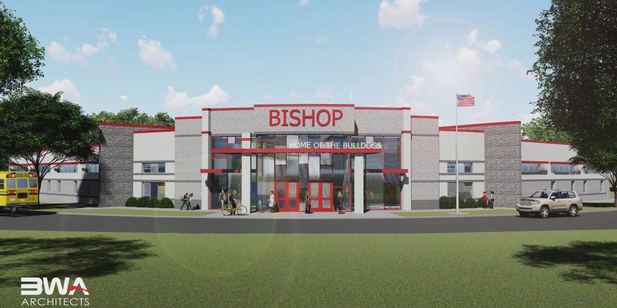 New middle school at center of Bishop Public School bond