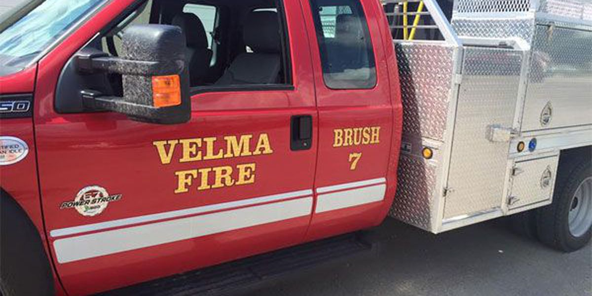Velma Fire Department prepares for fundraiser barbecue