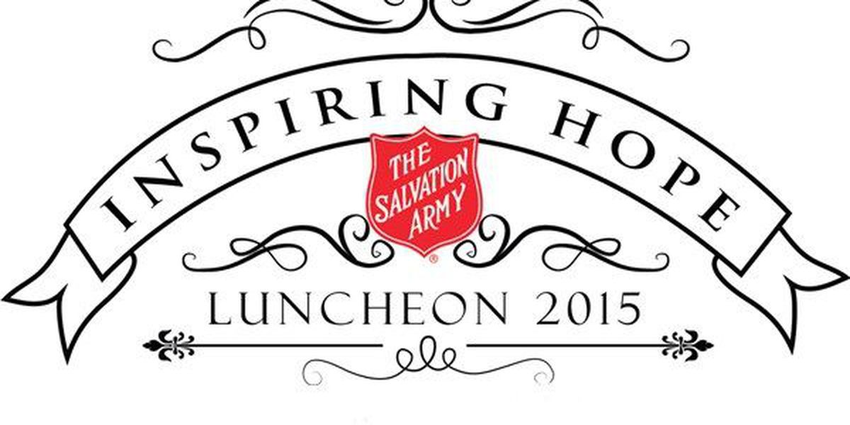 Salvation Army hosts luncheon to explain how they help