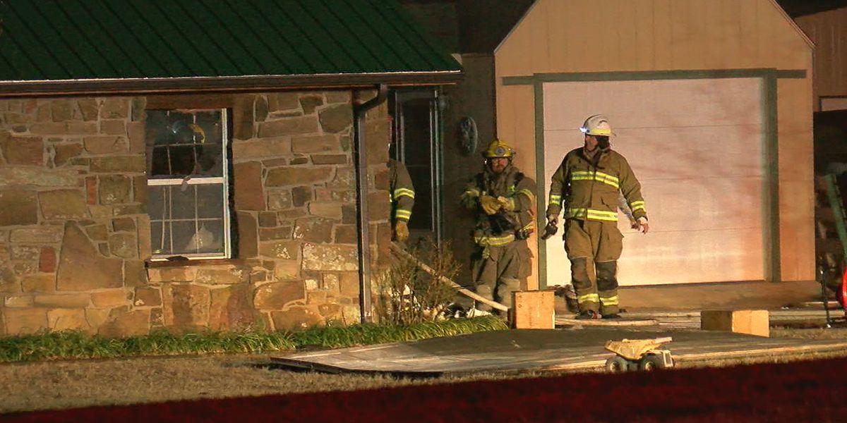 Crews respond to Comanche Co. house fire