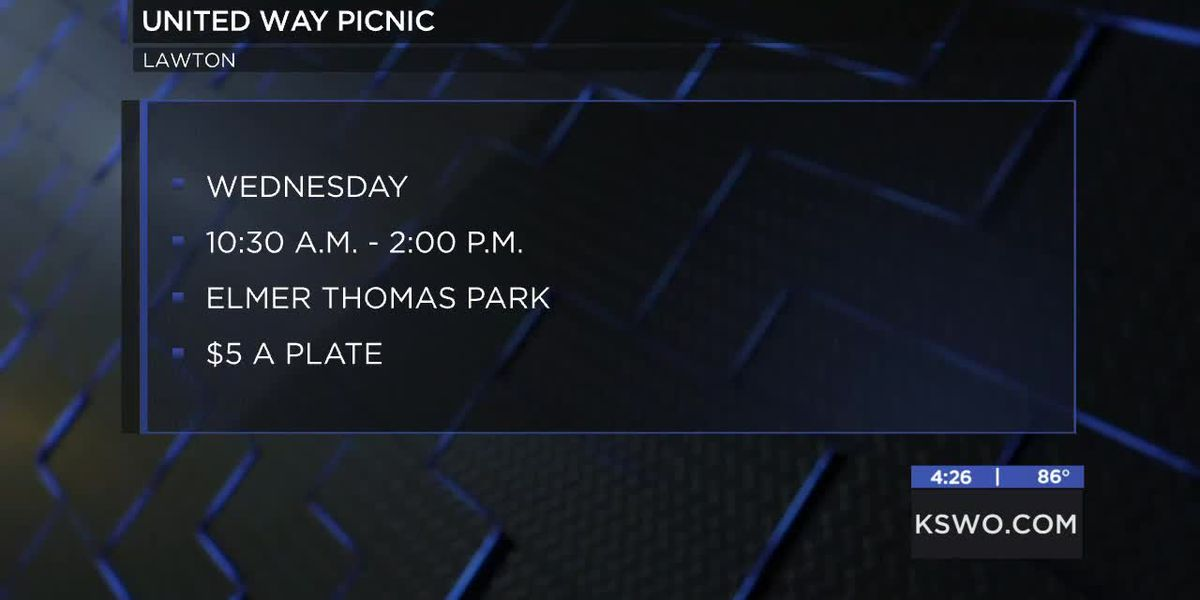 City of Lawton holding Picnic in the Park
