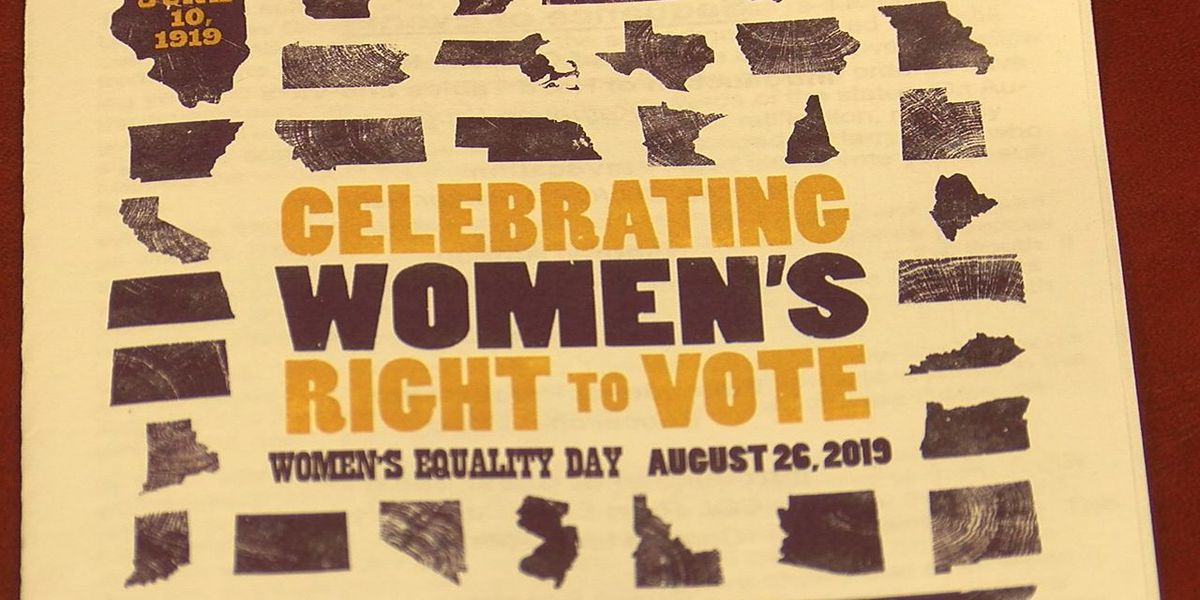 Women's equality luncheon at Fort Sill celebrates 19th Amendment