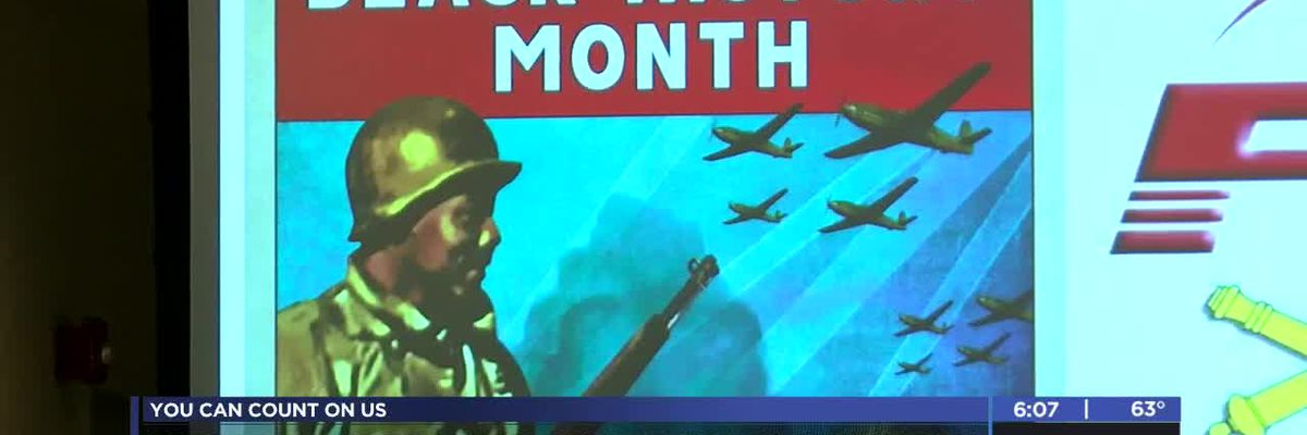 Black History Luncheon held on Fort Sill