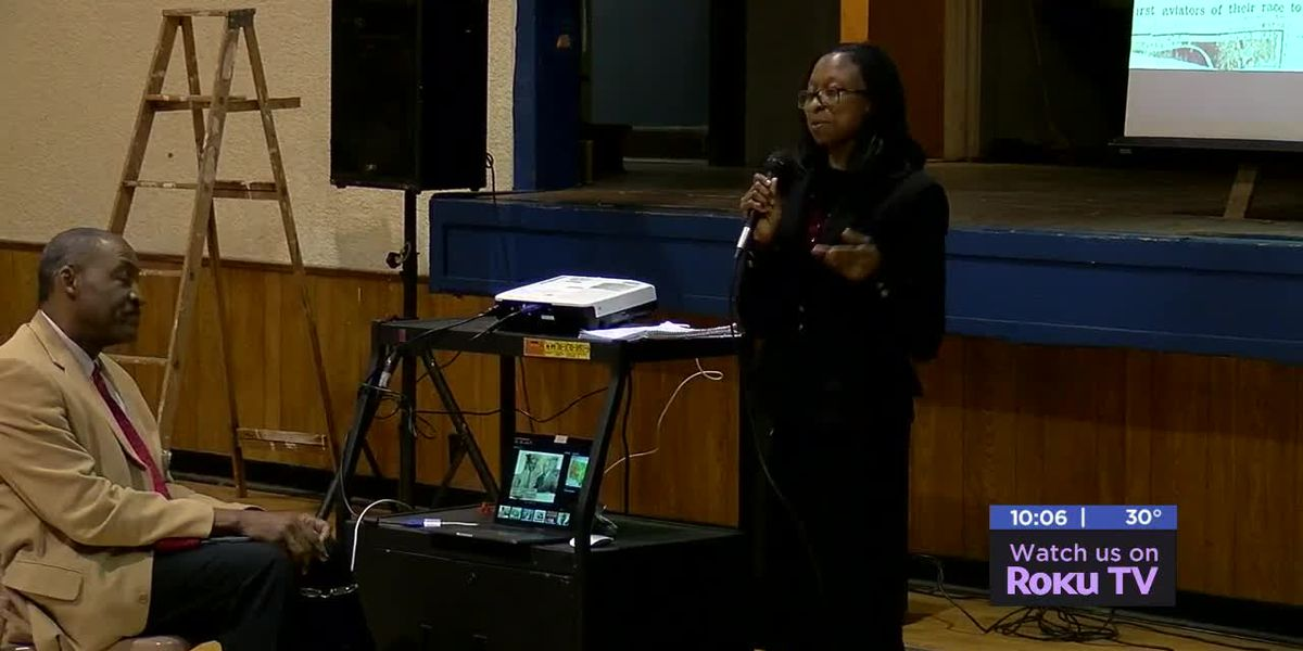 Duncan church hosts Black History Month event