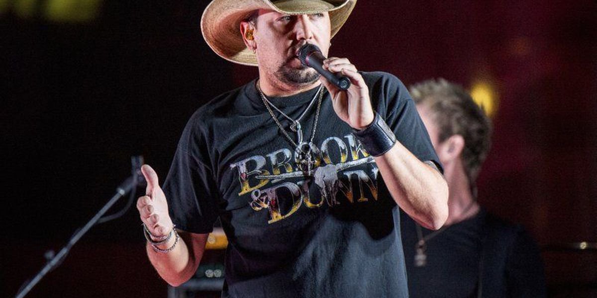 Country star Jason Aldean cancels tour dates after shooting