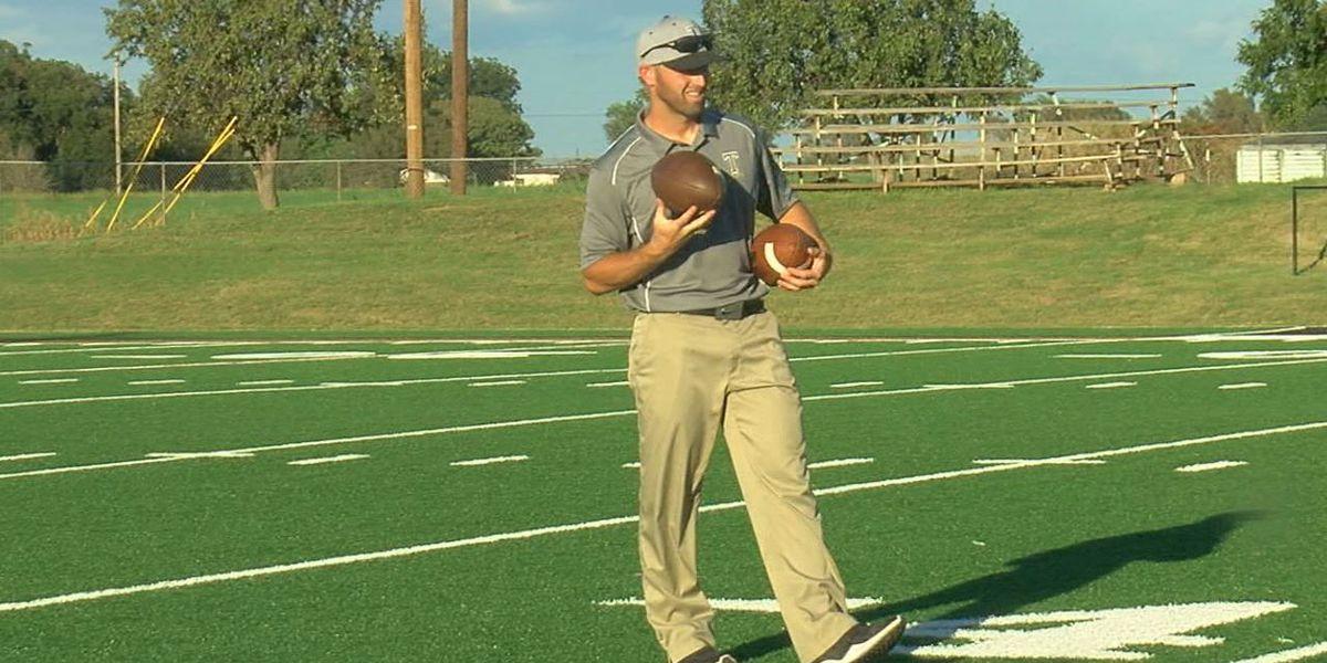 Tipton High School football coach nominated for award