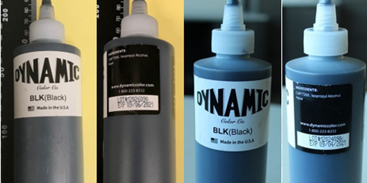 FDA issues nationwide tattoo ink recall due to bacterial contamination