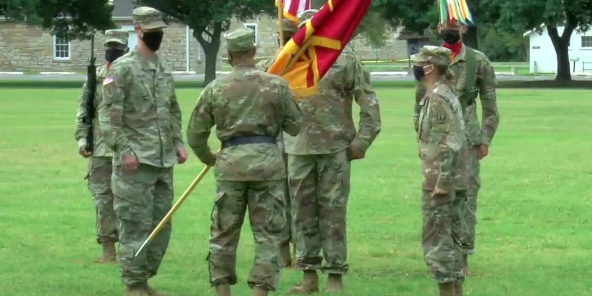 Fort Sill hosts 31st ADA BDE Change of Command ceremony