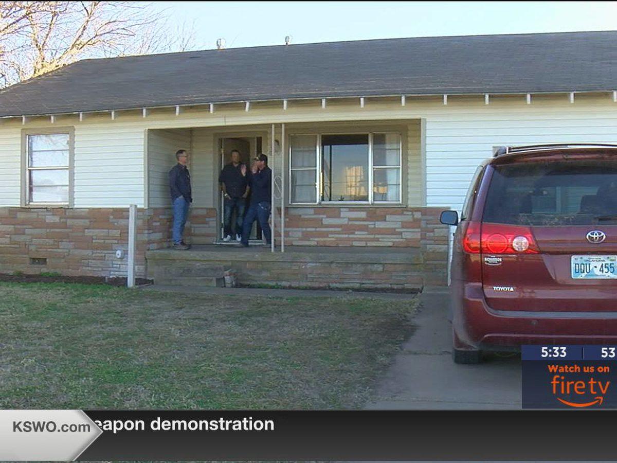 Transitional home in Duncan helps men reintegrate after incarceration