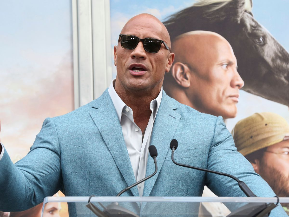 Poll: 46% of Americans would like to see Dwayne 'The Rock' Johnson run for president