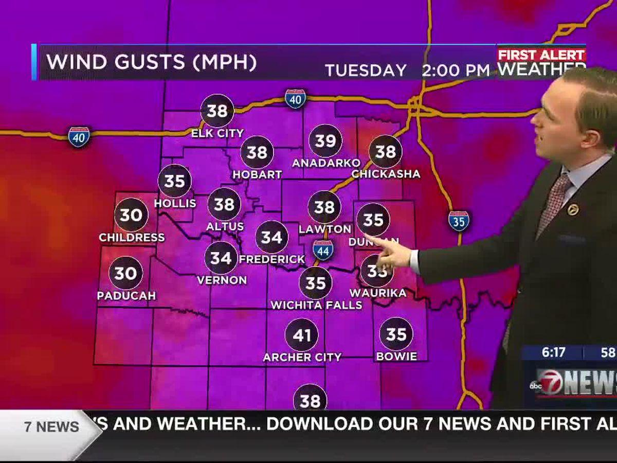 7News First Alert Weather: It's a good weekend to enjoy outdoors