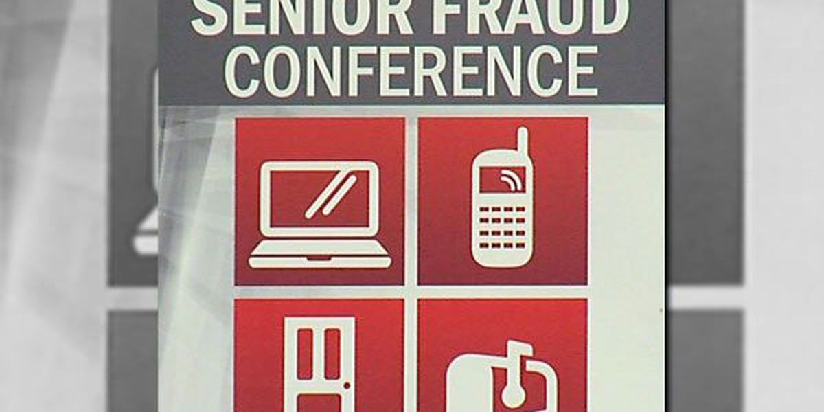 Senior citizens learn how to avoid scams