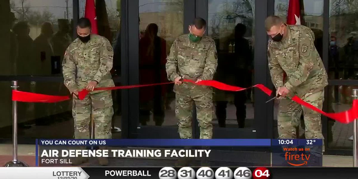 Ft. Sill opens new Air Defense Artillery Training Support Facility