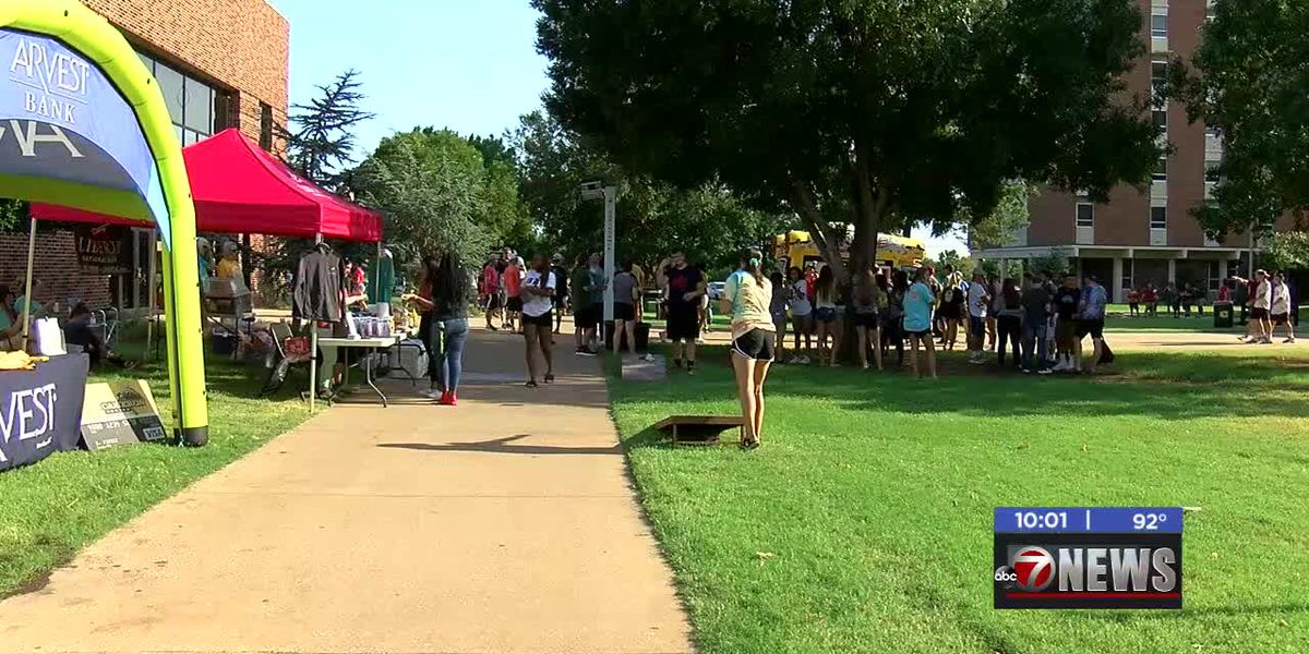 Cameron University kicks off semester with Back to School Block Party