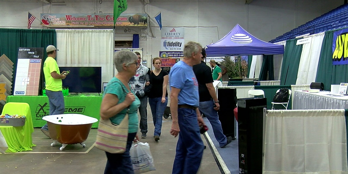 55th annual Home and Outdoor Living Show happening over the weekend in Lawton