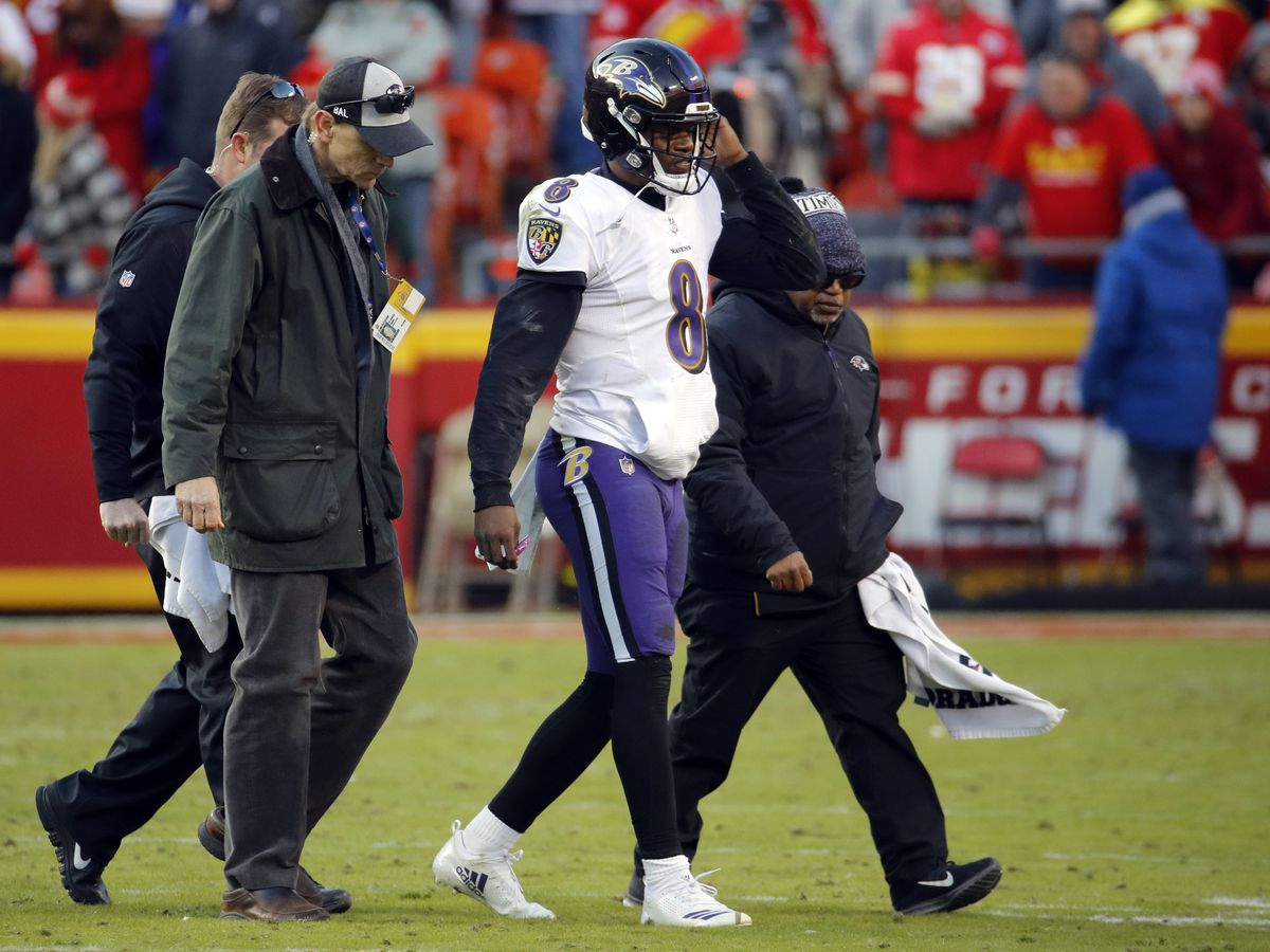 Flacco loses job as Ravens starting QB; Jackson takes over