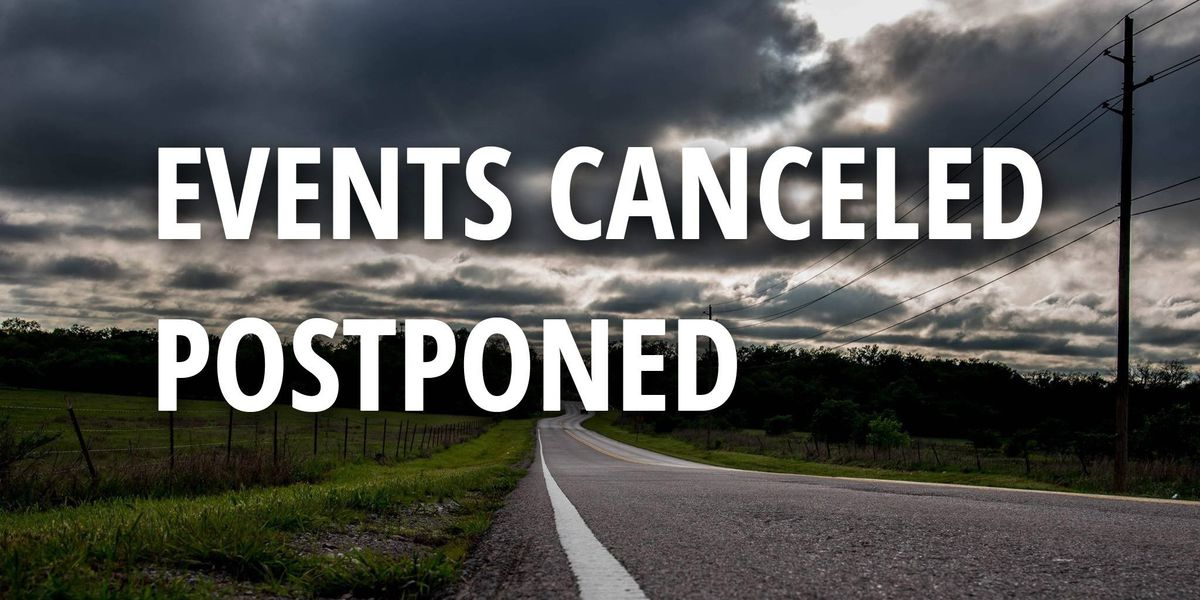 Classes dismissed early, events canceled ahead of severe weather