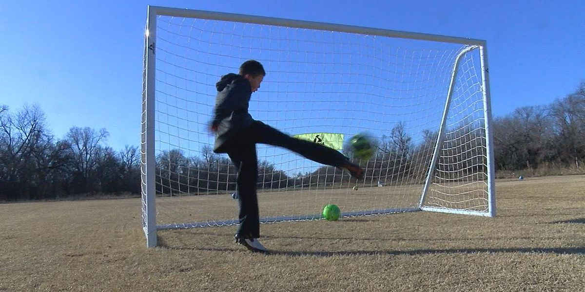 Local youth soccer player selected to play in Barcelona