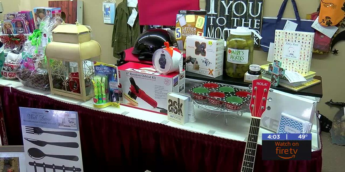 61st annual Duncan Christmas Auction this month