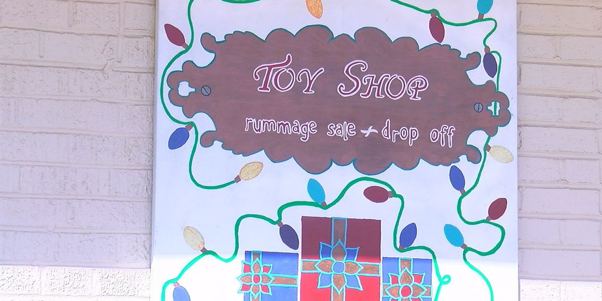 Duncan Toy Shop holding rummage sale this week