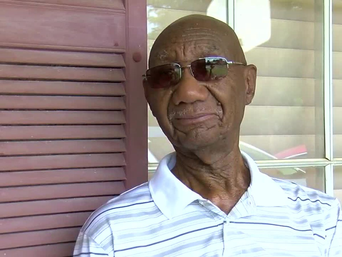 Lawton man mourns the loss of George Floyd, learns they are related