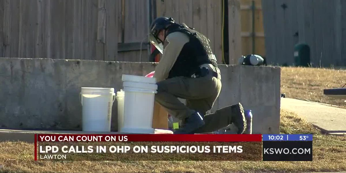 FBI releases statement on hazardous material incident in west Lawton