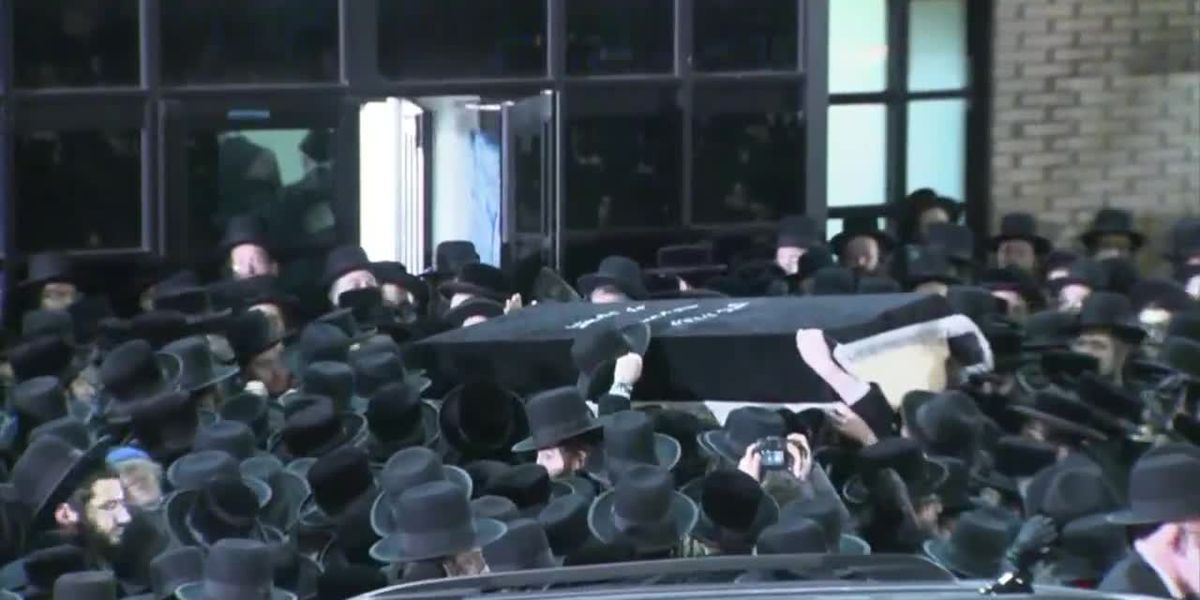Victims of Jersey City attack mourned