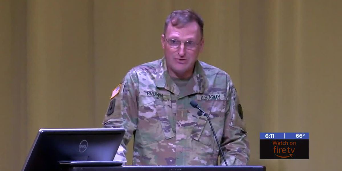 Air Defense Artillery Chief changes hands