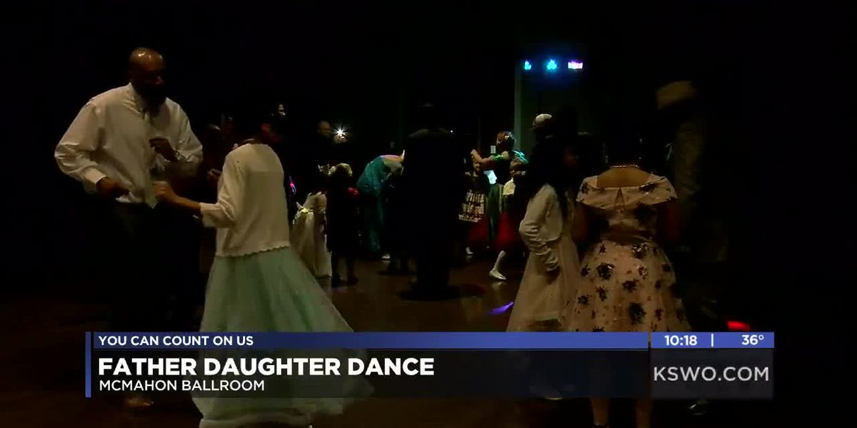 Eisenhower hosts district wide father-daughter dance