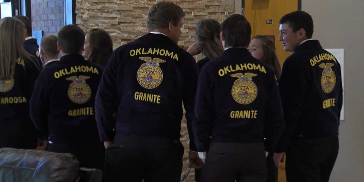 FFA officers receive leadership training at the COLT Conference