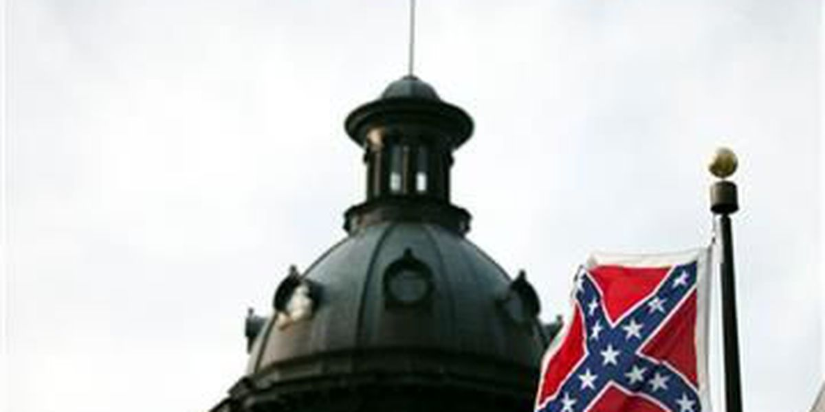 Confederate flag will be removed Friday in US state