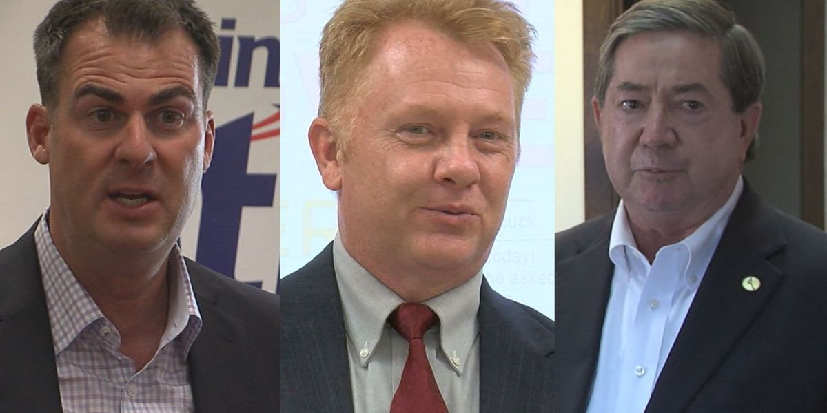MEET THE CANDIDATES: Oklahoma's next governor
