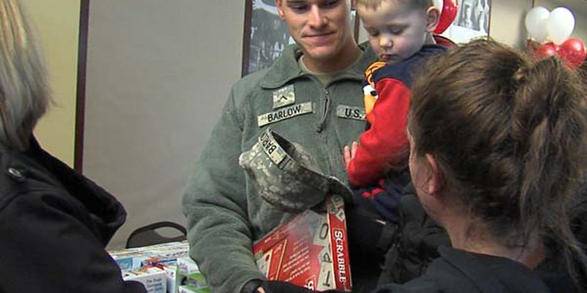 Operation Homefront helps military families get ready for school