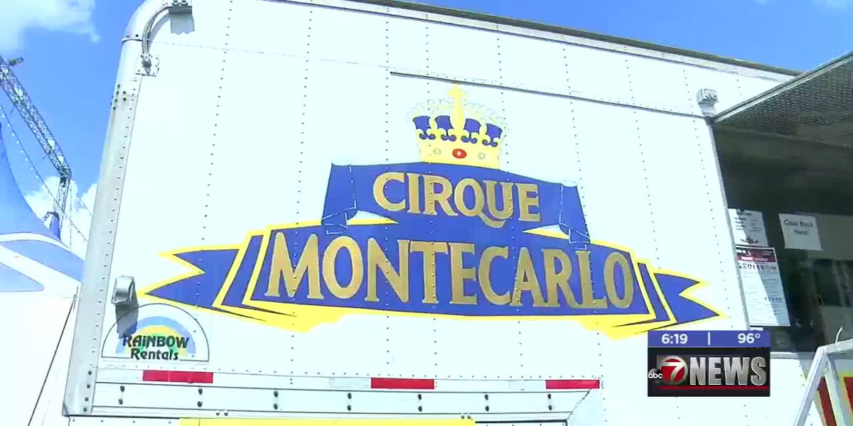 Cirque MonteCarlo to debut in Lawton Thursday night