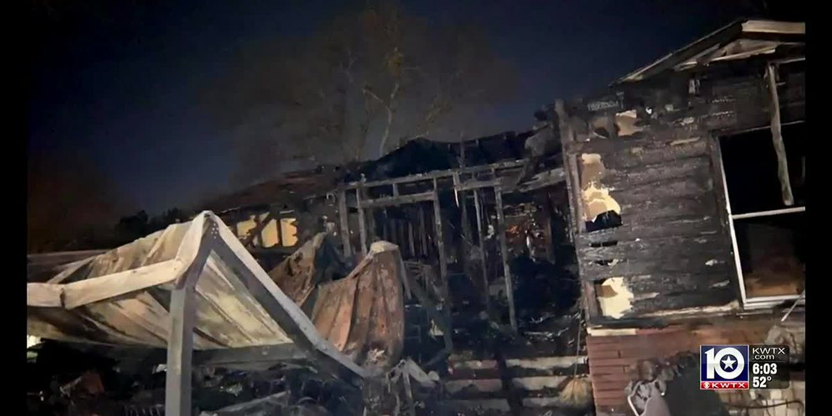 3 with COVID-19 owe lives to girl who smelled smoke from early-morning fire