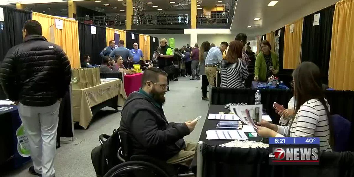 Cameron University hosts Red River Career Expo