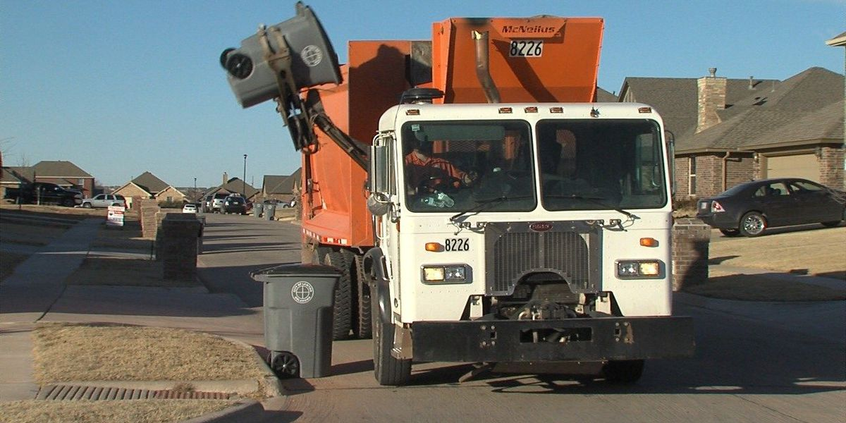 Residents can schedule free bulk trash pick-up with proposed plan
