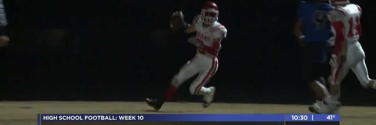 Comanche crushes Dickson to earn playoff spot
