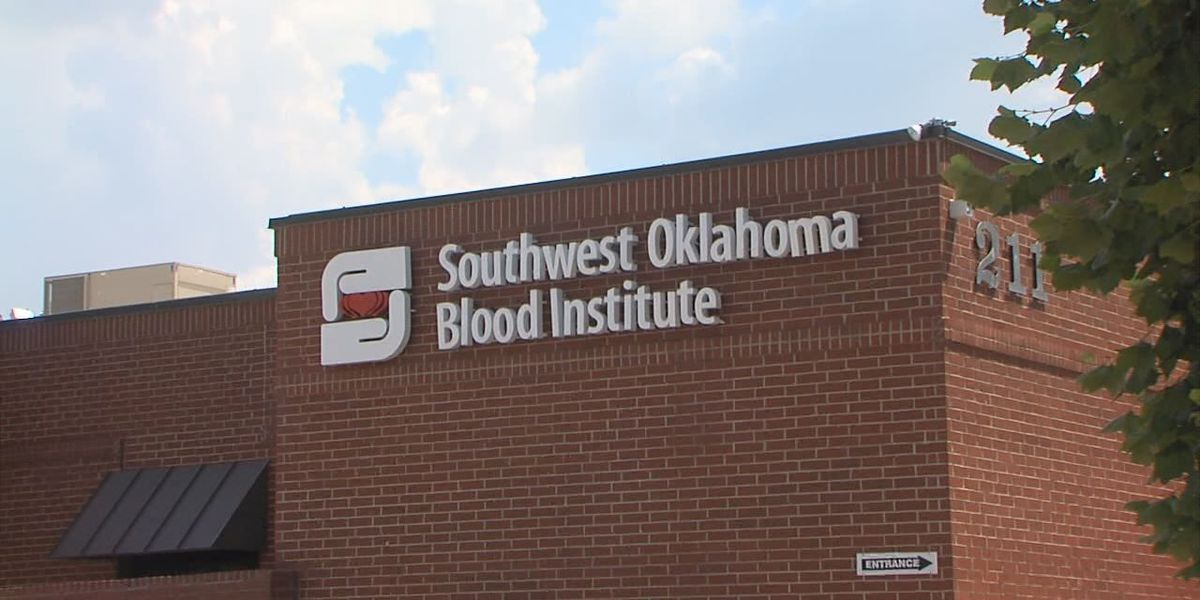 Oklahoma blood donors are asked to help Louisiana patients