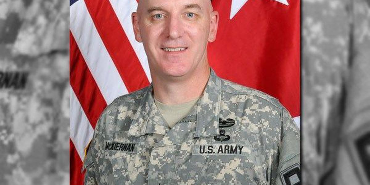 Ft Sill's commanding general is leaving for Ft Bragg