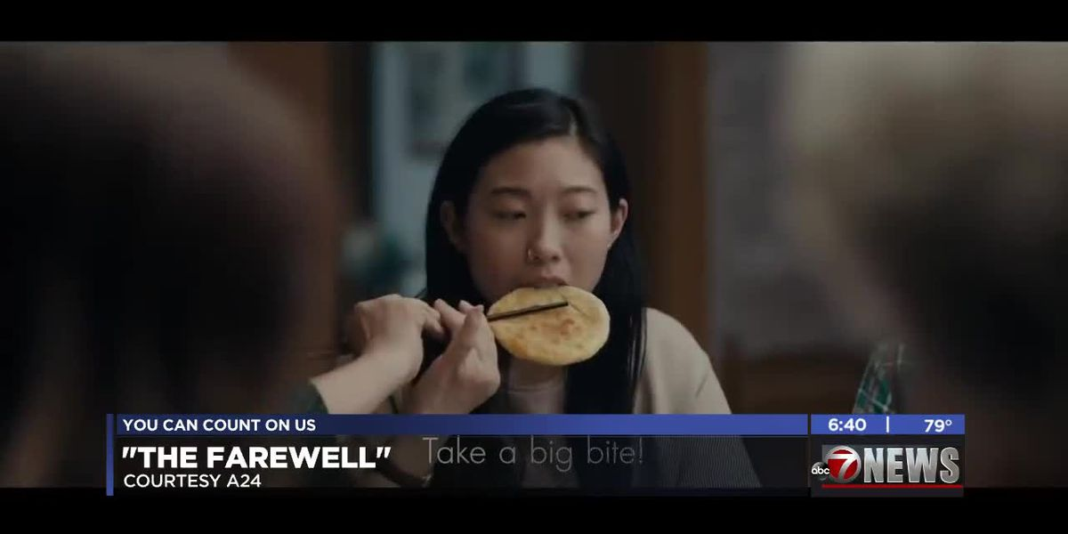 7News at the Movies: The Farewell and more