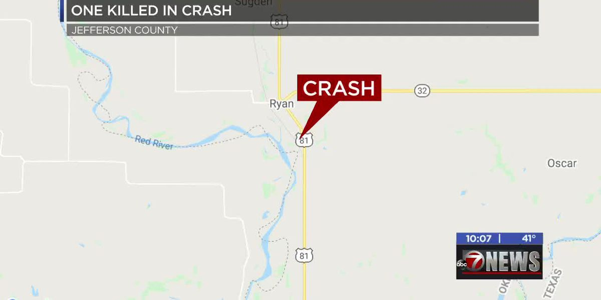 One person dead after Jefferson County crash