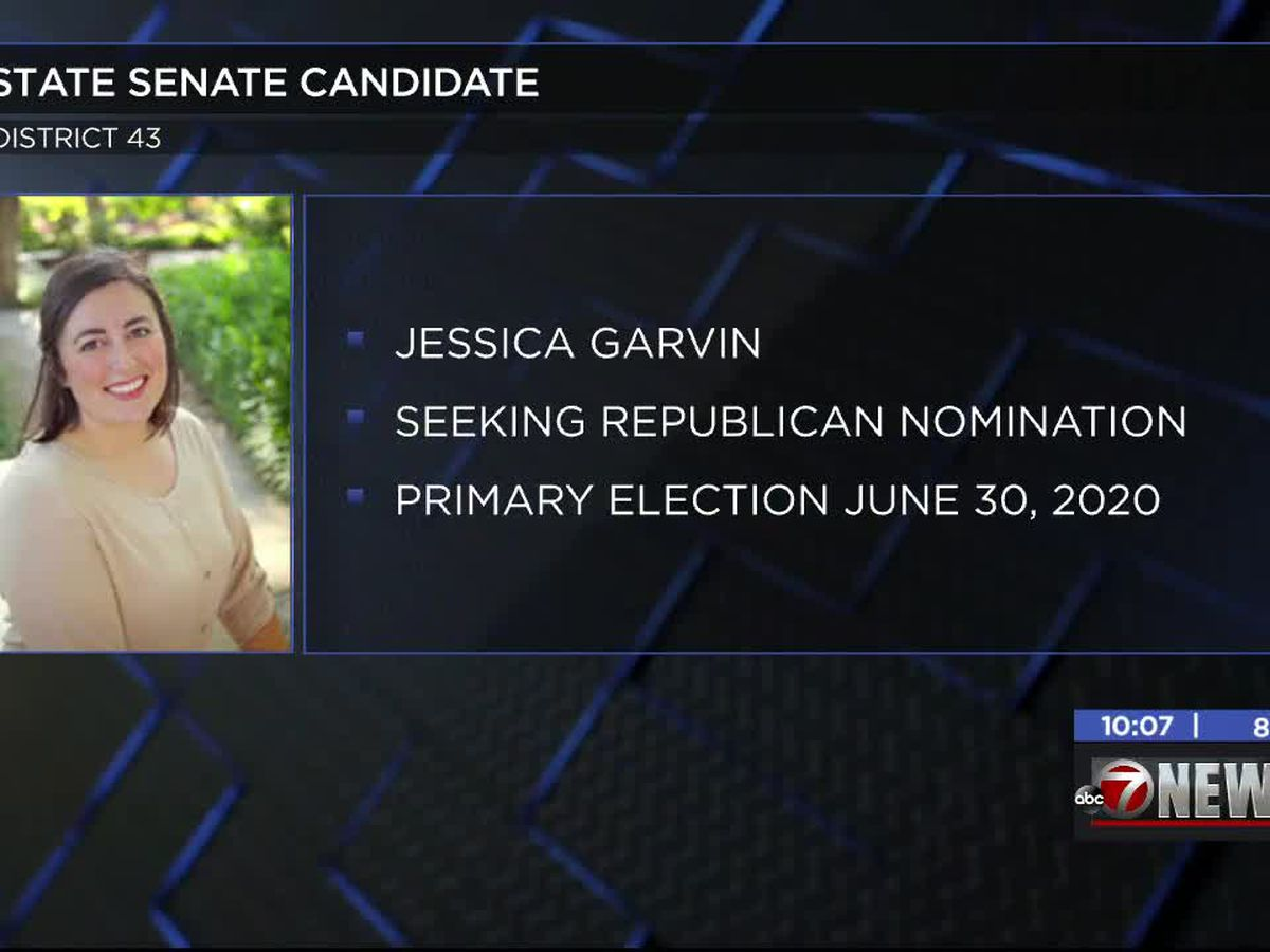Jessica Garvin announces candidacy for State Senate District 43