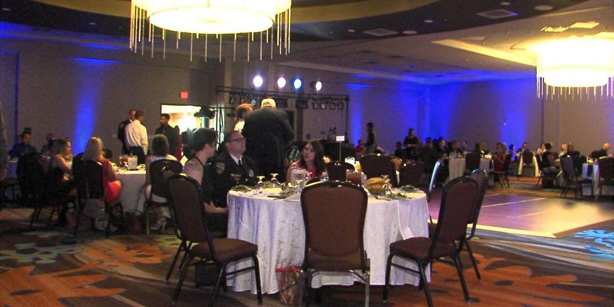 LPD celebrates annual banquet