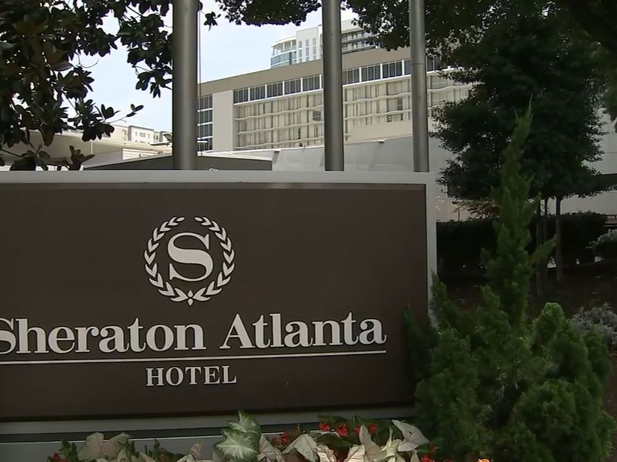 Atlanta hotel closed after 3 confirmed cases of Legionnaires' disease