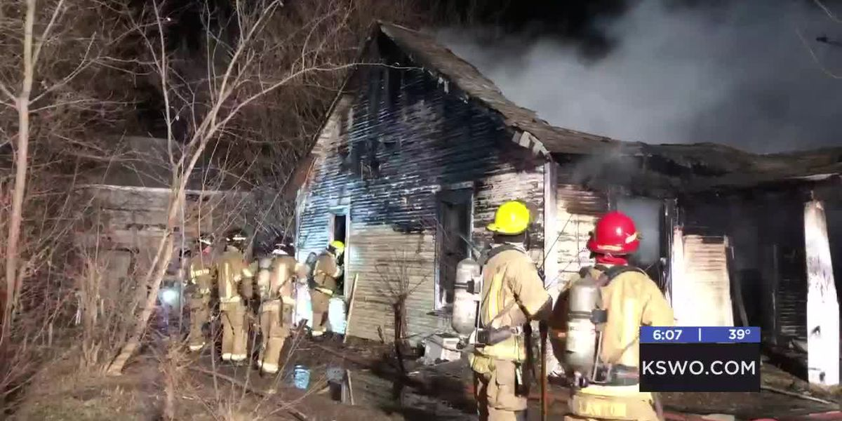 Faulty extension cord causes Lawton house fire