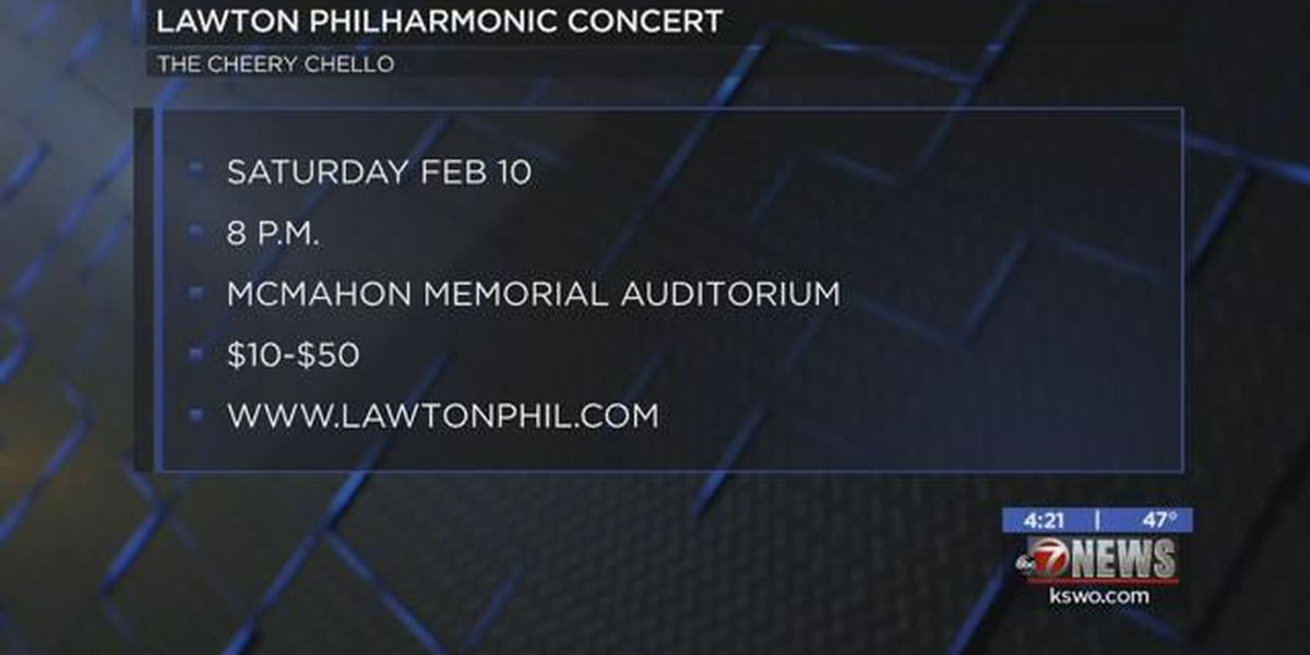 Lawton Philharmonic hosting free concert this weekend