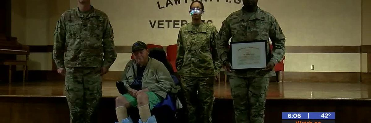Two veterans inducted into Lawton-Fort Sill Veterans Center's Wall of Heroes