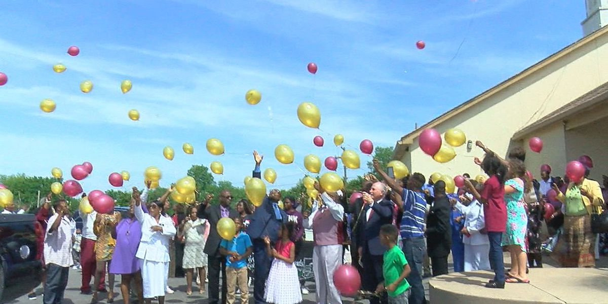 Galilee Missionary Baptist Church celebrates 100 years of service